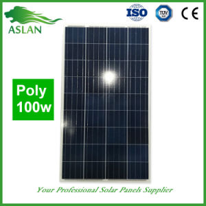 100W 18V Solar Energy Semi Flexible Solar Panel Sunpower Solar Cell Cutting pictures & photos