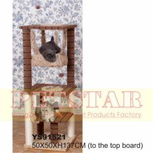 Luxary Cat Tree Ys91521 pictures & photos