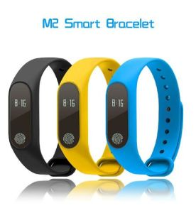 Touchable Smart Bracelet M2 with Heart Rate Monitor Bluetooth pictures & photos