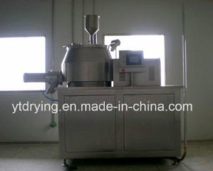 High Speed Mixing Granulator for Drying Coffee Powder pictures & photos
