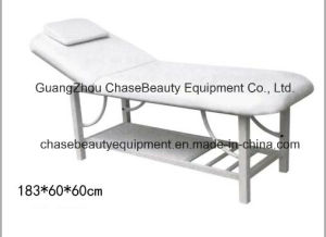White Facial Bed Cheap Massage Table of Salon Shop Used pictures & photos