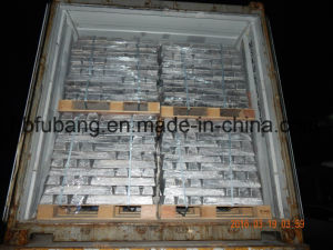 Hot Sell Pure 99.9% Magnesium Ingot for Casting pictures & photos