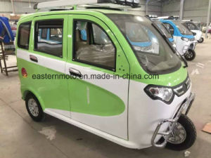 Fcatory Sales Electric Car for Passenger pictures & photos