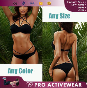 (Trade Assurance) OEM Sexy Girls Plus Size Swimsuits Bikini pictures & photos