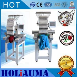 Japan Quality Computerized Embroidery Machines 1 Head Guangzhou Embroidery Machines Discount Price Hot Sale Free Shipping Home Use Small Embroidery Machine pictures & photos