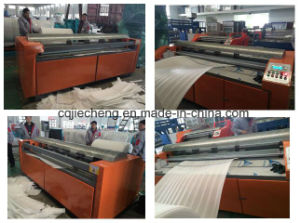 Auto Cutting and Slitting Machine for EPE Foam Sheet/Film with High Quality pictures & photos