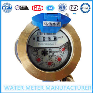 Photoelectric Direct Reading Valve Control Remote Water Meter pictures & photos