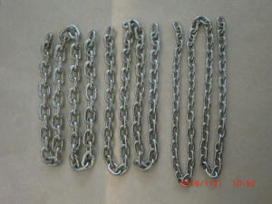 G80 Black Lifting Chain with Hook Durable Load Chain pictures & photos
