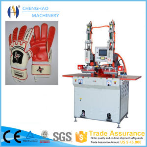 8kw Single-Sided Double-Head High Frequency Plastic PVC Car/Foot Mat Welding Machine pictures & photos