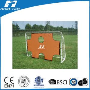 Blue Color Portable Soccer & Football Goal (HT-SG12) pictures & photos