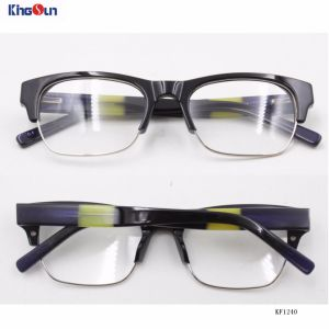 Fashion and Top New Acetate Frames Kf1240 pictures & photos