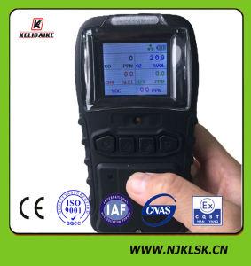 Portable Multi 5 in 1 Gas Detector Infrared CO2 Sensor pictures & photos