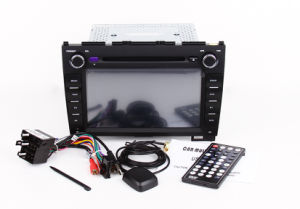 Wince 6.0 Quad Core 2 DIN Car Navigation with Bt iPod 3G Vmcd FM Am for Greatwall H5 pictures & photos