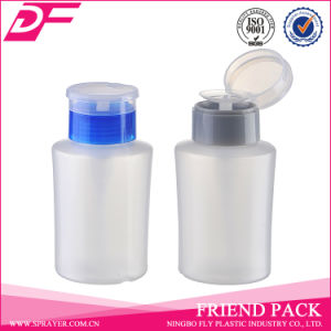 200ml Semi-Transparent PP Bottle for Nail Color Remover pictures & photos
