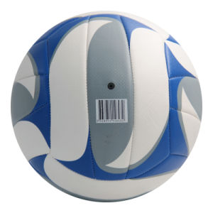 Machine Stitched Volleyball for Promotion pictures & photos