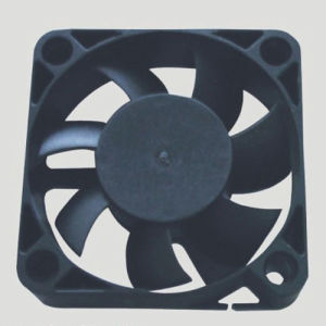 50*50*15 DC Axial Flow Small Desktop Cooling Fan pictures & photos
