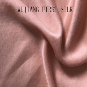 Silk Viscose Jacquard Fabric pictures & photos