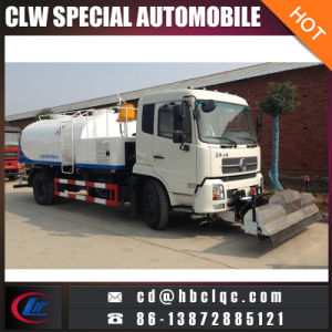 10000L Road Sweeper Truck High Pressure Road Cleaning Truck pictures & photos