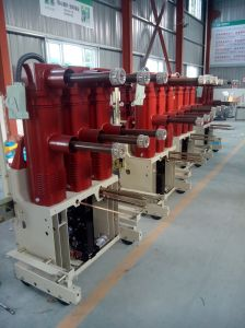 Zn85-40.5 Indoor AC High Voltage Vacuum Breaker Yueqing Vacuum Electric pictures & photos