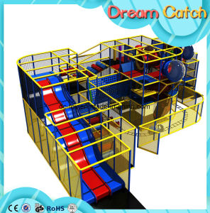 High Quality Children Wooden Playhouse/Kids Indoor Playsets Indoor Playground pictures & photos