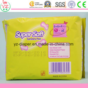 OEM Line Extra Care Daily Women Sanitary Napkin pictures & photos