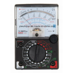 Yx-360tre Analog Multimeter pictures & photos