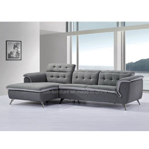 L Shape Sofa for Home/Hotel pictures & photos