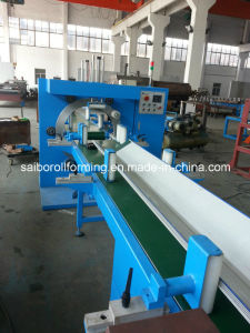 Cap Ridge Roll Forming Machine with Auto Stacker pictures & photos