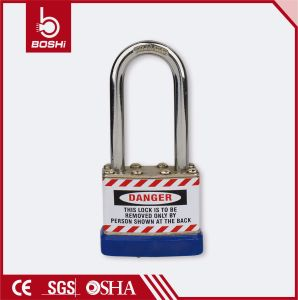 Bd-J43 48mm Shackle Length Padlock Padlock with Master Key pictures & photos