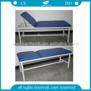 AG-Ecc01 Ce ISO Hospital Adjustable Patient Sleep Medical Examination Couch pictures & photos