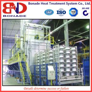 Aluminum Alloy Heat Treatment Furnace for Aluminum T4 Heat Treatment pictures & photos
