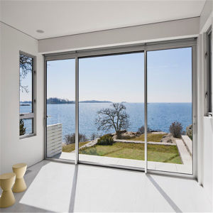 Aluminum Sliding Door for Bathroom pictures & photos