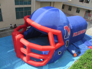 Customized Sport Usage Inflatable Tunnel Supplier pictures & photos