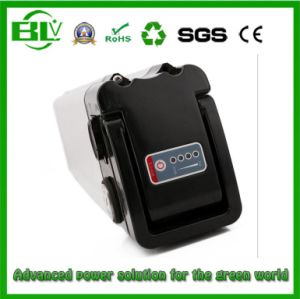 Silver Fish Case of 48V13ah Ebike Battery with Deep Recharge Cycle Li-ion Battery Cell pictures & photos