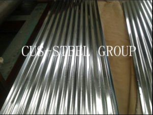 Galvalume Corrugated Metal Roofing Sheet/Corrugated Galvanized Steel Sheet pictures & photos