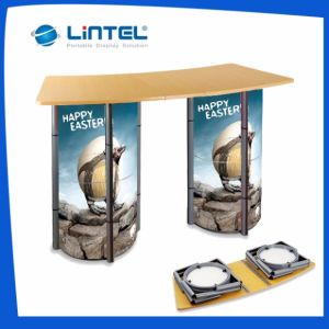 Rotating Hot Sale Promotion Table for Trade pictures & photos