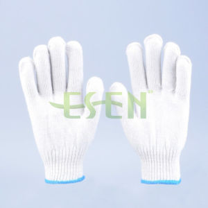 Safety Equipment Knit Glove, Work Gloves, Knitted Gloves pictures & photos
