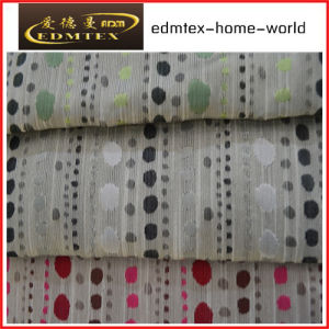 Polyester Jacquard Sofa Fabric EDM0022 pictures & photos