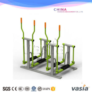 Competitive Price Outdoor Double Step Machine (VS-6245D) pictures & photos