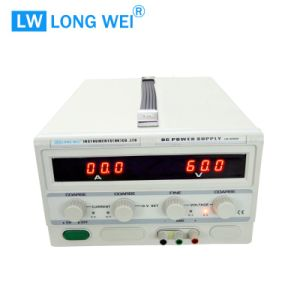 1800W 60V 30A Lw6030kd Regulated Variable Switching DC Power Supply pictures & photos