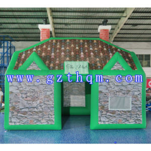 Advertising Giant Inflatable Bar Pub Tent/Interesting Customized Beer House pictures & photos