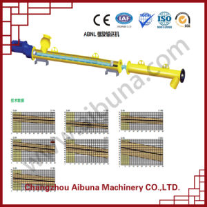 High Quality Stainless Steel Screw Conveyor for Granula pictures & photos