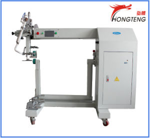 Automatic Banner Hot Air Welding Machine