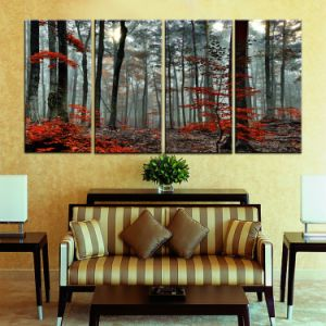 Best Selling Home Decoration Cotton Canvas Painting for Living Room pictures & photos