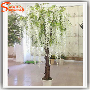 2016 New Product Mini Wisteria Flower Artificial Tree for Decoration pictures & photos