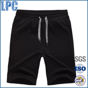 2017 Spring OEM Custom Cotton Fleece Shorts pictures & photos