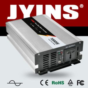 1000W 12VDC to 220VAC Power Inverter with USB 5V 1A pictures & photos