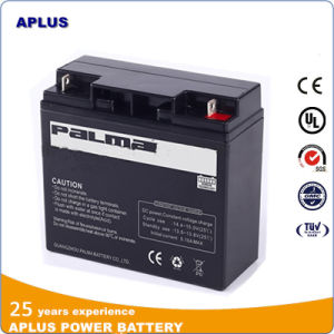 VRLA Lead Acid Rechargeable UPS Deep Cycle AGM Batteries 12V20ah pictures & photos