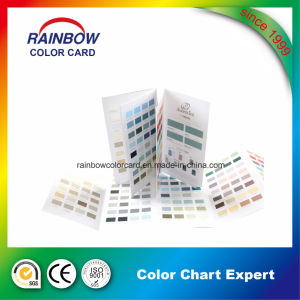Promotional Building Material Wall Paint Color Card Book pictures & photos