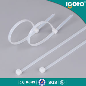 Imported Raw Material White Cable Tie pictures & photos